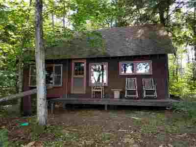 Cranberry Lake Waterfront For Sale: Indian Point