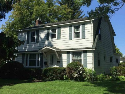 St Lawrence County Single Family Home For Sale: 65 Judson Street