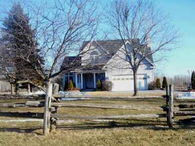 Massena Farm For Sale: 542 County Route 46