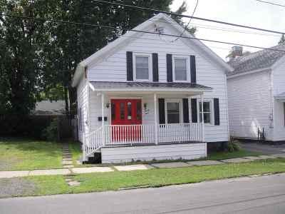 Ogdensburg Single Family Home For Sale: 223 Morris Street