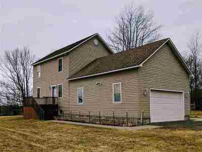 Canton Single Family Home For Sale: 1185 County Route 35