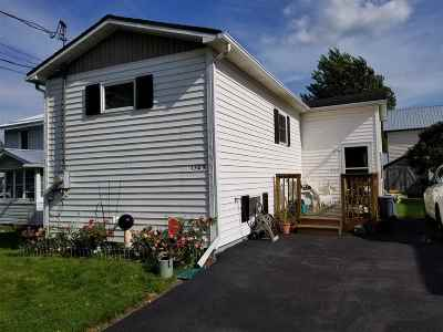 Ogdensburg Single Family Home For Sale: 1305 Knox Street