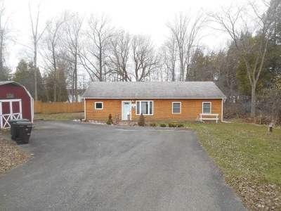 St Lawrence County Single Family Home For Sale: 365 Lakeshore Drive