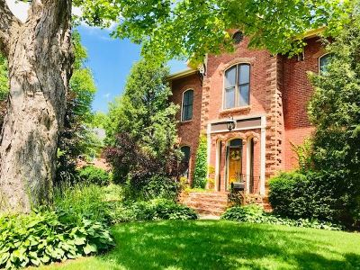 St Lawrence County Single Family Home For Sale: 34 Pierrepont Ave.