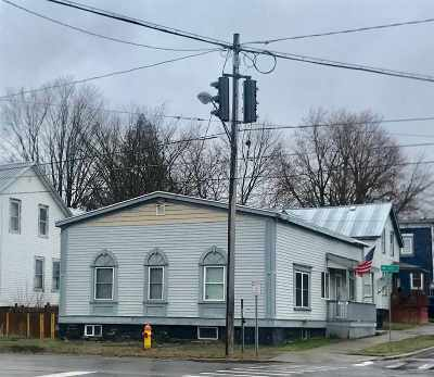 Ogdensburg Single Family Home For Sale: 736 State St