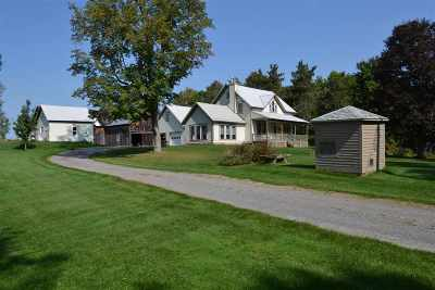 St Lawrence County Single Family Home For Sale: 82 Smith Rd.