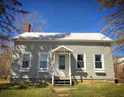 Madrid NY Single Family Home For Sale: $89,900