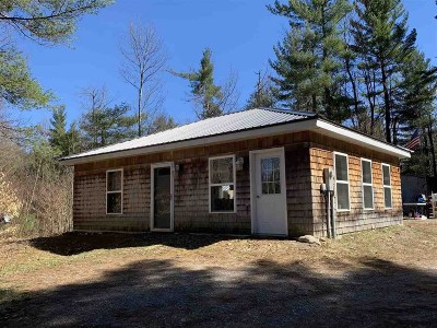 Russell NY Single Family Home For Sale: $84,000