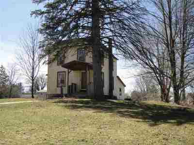 Gouverneur NY Single Family Home For Sale: $49,500