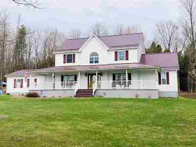 St Lawrence County Single Family Home For Sale: 267 County Route 40