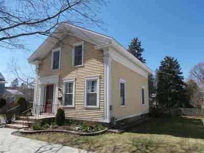 Ogdensburg Single Family Home For Sale: 612 Greene