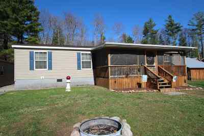 Harrisville Single Family Home For Sale: 14258 Hermitage Rd