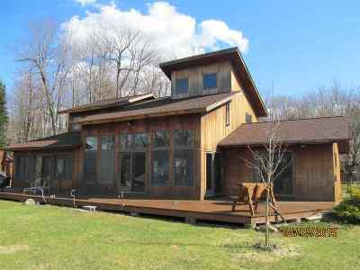 St Lawrence County Single Family Home For Sale: 104 T. Alexander Drive
