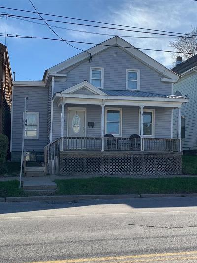 Ogdensburg NY Single Family Home For Sale: $85,500