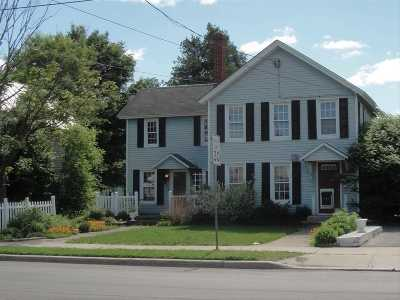 Gouverneur NY Single Family Home For Sale: $50,000