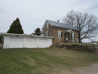 Ogdensburg Single Family Home For Sale: 1071 Cr 4