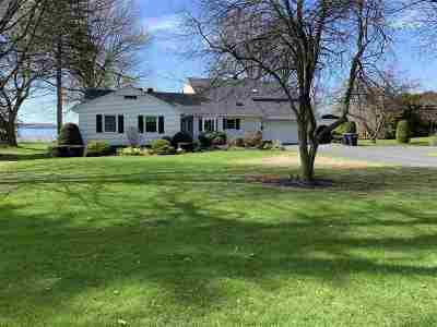 Ogdensburg NY Waterfront For Sale: $275,000