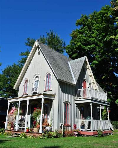 Ogdensburg Single Family Home For Sale: 17 Terrace Park Road #4