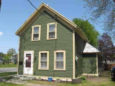 St Lawrence County Single Family Home For Sale: 600 Irvin Street