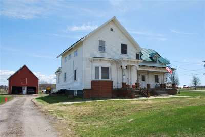 Lisbon Single Family Home For Sale: 1060 County Route 28