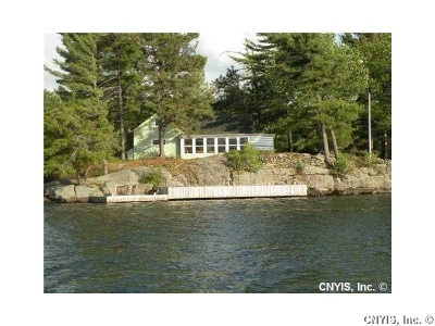 Hammond Waterfront For Sale: Isle Labelle