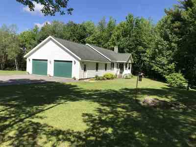 St Lawrence County Single Family Home For Sale: 207 Kingsley Road