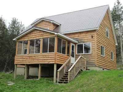 Hammond, Morristown, Heuvelton Waterfront For Sale: 100 Wid-Nick Acres