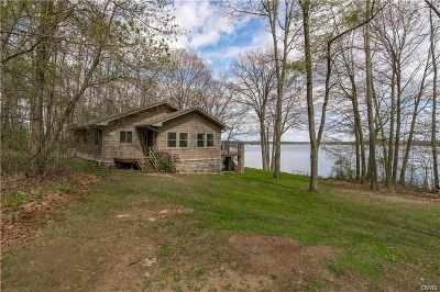 Hammond, Morristown, Heuvelton Waterfront For Sale: 2642 Co. Rt. 6