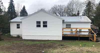 St Lawrence County Single Family Home For Sale: 23 Buck Avenue
