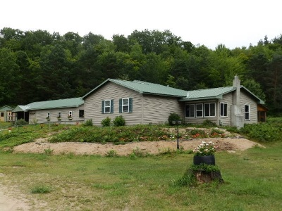 St Lawrence County Single Family Home For Sale: 35 County Route 60