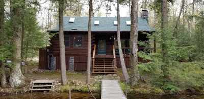 Cranberry Lake Waterfront For Sale: 601 Columbian Rd.
