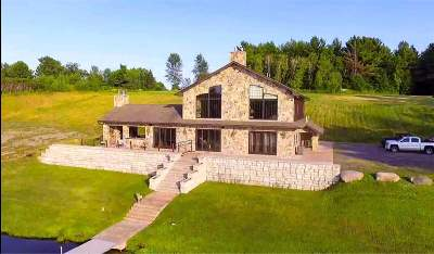 Massena Waterfront For Sale: 135 S Grasse River Rd.