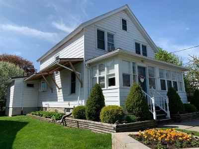 St Lawrence County Single Family Home For Sale: 1 Laurel Avenue