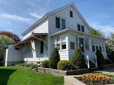 Massena Single Family Home For Sale: 1 Laurel Avenue