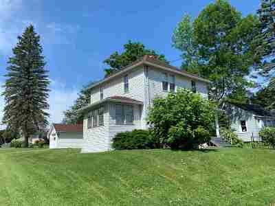 St Lawrence County Single Family Home For Sale: 28 Walnut Avenue