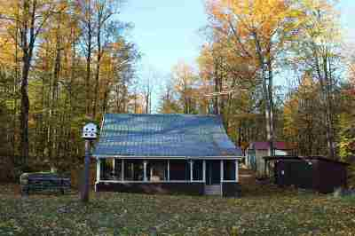 St Lawrence County Single Family Home For Sale: 1561 Raquette River Rd.