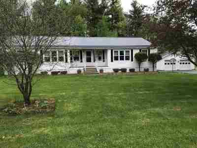 St Lawrence County Single Family Home For Sale: 3 Heath Road