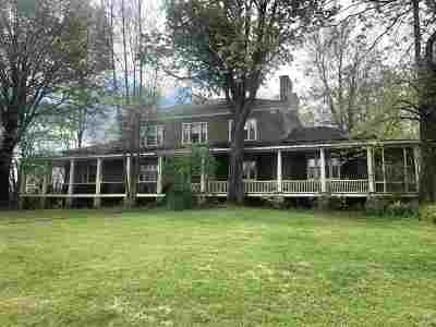 St Lawrence County Single Family Home For Sale: 31 Nevin Road