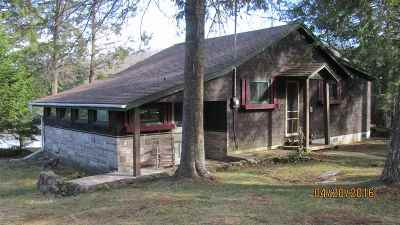 St Lawrence County Single Family Home For Sale: 100 Young Road