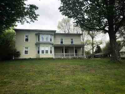 St Lawrence County Single Family Home For Sale: 249 Sh 37b