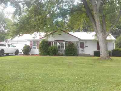 Massena Single Family Home For Sale: 28 Prospect Avenue