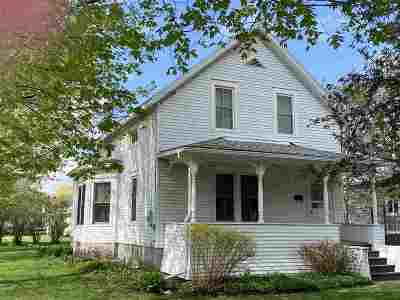 Canton Single Family Home For Sale: 29 Judson St.