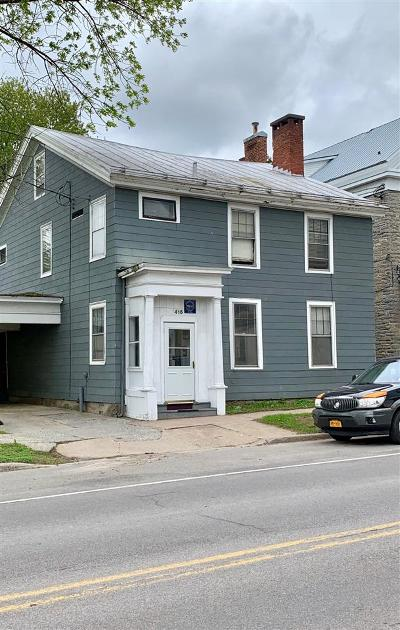 Ogdensburg NY Multi Family Home For Sale: $69,900