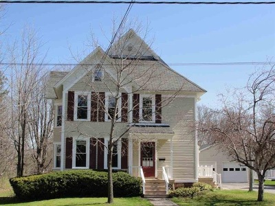 St Lawrence County Single Family Home For Sale: 94/92 Main St.