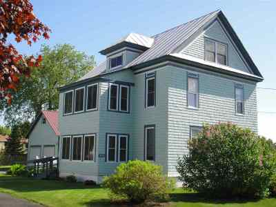 Ogdensburg Single Family Home For Sale: 323 Proctor