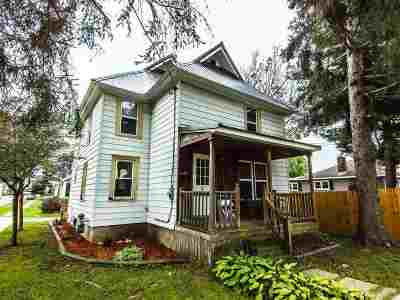 Gouverneur NY Single Family Home For Sale: $84,999