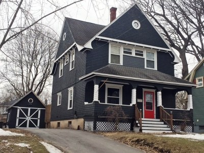 St Lawrence County Single Family Home For Sale: 39 Bishop Avenue