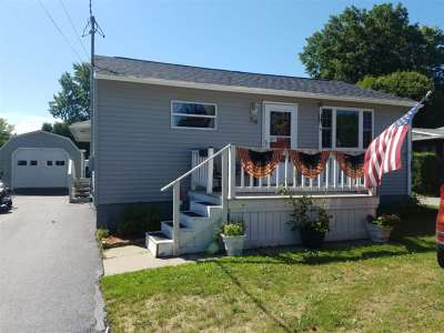 St Lawrence County Single Family Home For Sale: 54 Ames Street