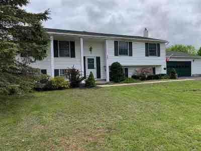 Ogdensburg NY Single Family Home For Sale: $165,000