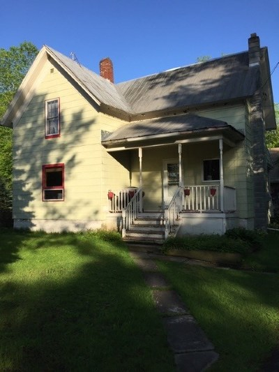 St Lawrence County Single Family Home For Sale: 308 Cornelia Street